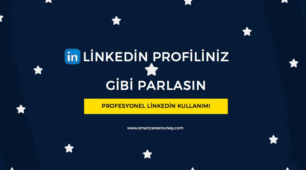 profesyonel linkedin kullanımı